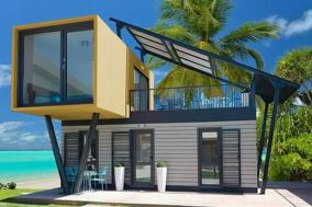 Best shipping container house design ideas 52