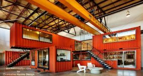 Best shipping container house design ideas 53