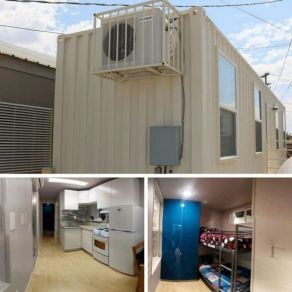 Best shipping container house design ideas 57