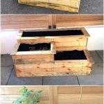 Amazing Creative Wood Pallet Garden Project 42