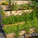 Amazing Creative Wood Pallet Garden Project 63