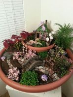 Amazing DIY Mini Fairy Garden for Miniature Landscaping 11