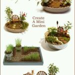 Amazing DIY Mini Fairy Garden for Miniature Landscaping 18