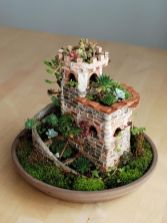 Amazing DIY Mini Fairy Garden for Miniature Landscaping 37