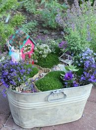 Amazing DIY Mini Fairy Garden for Miniature Landscaping 6