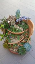 Amazing DIY Mini Fairy Garden for Miniature Landscaping 61