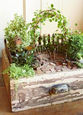 Amazing DIY Mini Fairy Garden for Miniature Landscaping 77