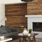 Artistic Pallet, Peel and Stick Wood Wall Design and Decorations 52