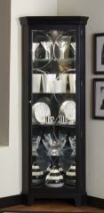 Corner bar cabinet for coffe and wine places 21