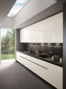 Modern and Contemporary Kitchen Cabinets Design Ideas 34