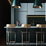 Modern and Contemporary Kitchen Cabinets Design Ideas 38