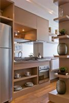 Modern and Contemporary Kitchen Cabinets Design Ideas 45