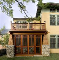 Amazing Rooftop Porch and Balcony Inspirations 16