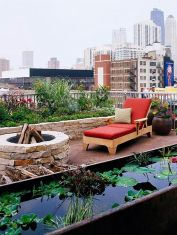 Amazing Rooftop Porch and Balcony Inspirations 18