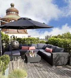 Amazing Rooftop Porch and Balcony Inspirations 51