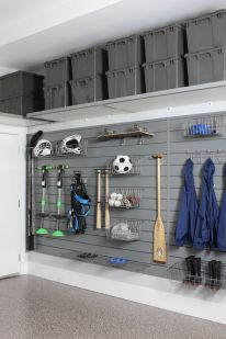 Best Garage Organization and Storage Hacks Ideas 33