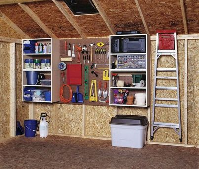 Best Garage Organization and Storage Hacks Ideas 79