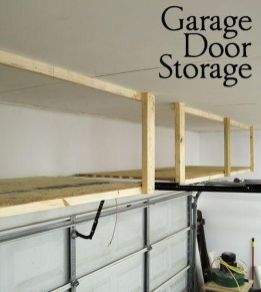 Best Garage Organization and Storage Hacks Ideas 90