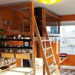 Cool Loft Bed Design Ideas for Small Room 25