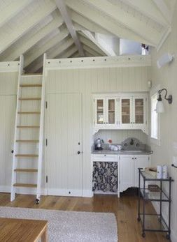 Cool Loft Bed Design Ideas for Small Room 57