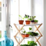Cool Plant Stand Design Ideas for Indoor Houseplant 4