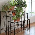 Cool Plant Stand Design Ideas for Indoor Houseplant 41