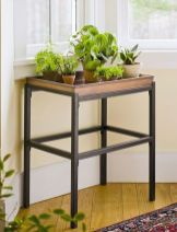 Cool Plant Stand Design Ideas for Indoor Houseplant 78