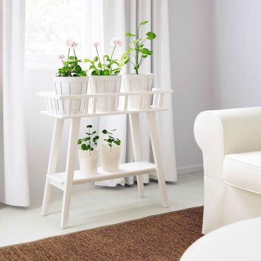 Cool Plant Stand Design Ideas for Indoor Houseplant 80
