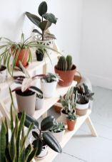 Cool Plant Stand Design Ideas for Indoor Houseplant 89