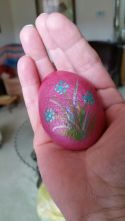 Creative DIY Easter Painted Rock Ideas 50