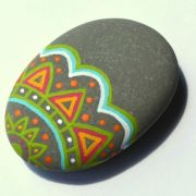 Creative DIY Easter Painted Rock Ideas 65