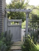 Fascinating Garden Gates and Fence Design Ideas 39