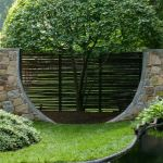 Fascinating Garden Gates and Fence Design Ideas 47