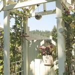 Fascinating Garden Gates and Fence Design Ideas 56
