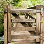 Fascinating Garden Gates and Fence Design Ideas 66