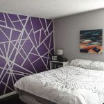 Inspiring Creative DIY Tape Mural for Wall Decor 20