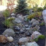 Inspiring Dry Riverbed and Creek Bed Landscaping Ideas 12