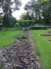 Inspiring Dry Riverbed and Creek Bed Landscaping Ideas 30