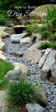 Inspiring Dry Riverbed and Creek Bed Landscaping Ideas 4