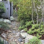 Inspiring Dry Riverbed and Creek Bed Landscaping Ideas 48
