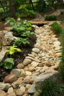 Inspiring Dry Riverbed and Creek Bed Landscaping Ideas 62