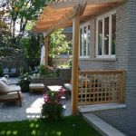 Perfect Pergola Designs for Home Patio 20