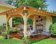 Perfect Pergola Designs for Home Patio 67