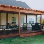Perfect Pergola Designs for Home Patio 74
