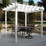 Perfect Pergola Designs for Home Patio 76