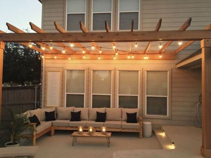 Perfect Pergola Designs for Home Patio 85