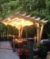Perfect Pergola Designs for Home Patio 88