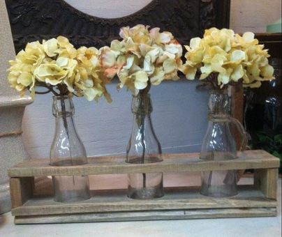 Spring Home Table Decorations Center Pieces 33