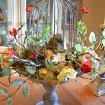 Spring Home Table Decorations Center Pieces 41