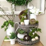 Spring Home Table Decorations Center Pieces 6